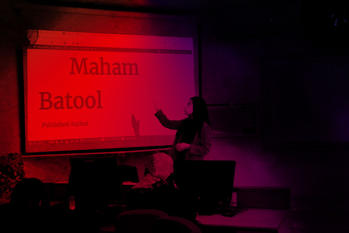AutoCAD Workshop by Maham Batool